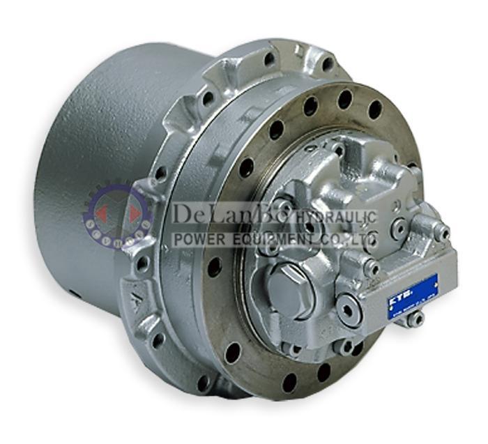 柱塞油泵,回转液压马达,行走驱动液压马达,控制阀总成,回转减速机总成