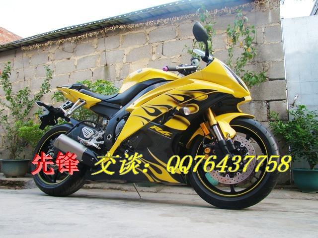 安徽省特价卖新款雅马哈摩托车YZF-R6