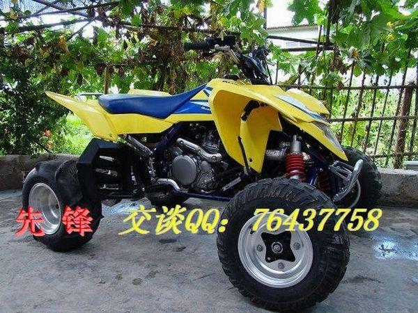 河北省特价卖铃木沙滩车LTR450