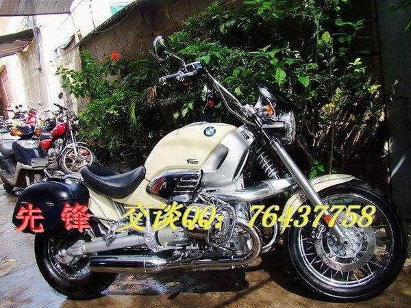新疆特价卖宝马摩托车R1200C