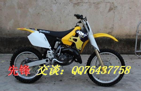 特价卖铃木越野车RM125