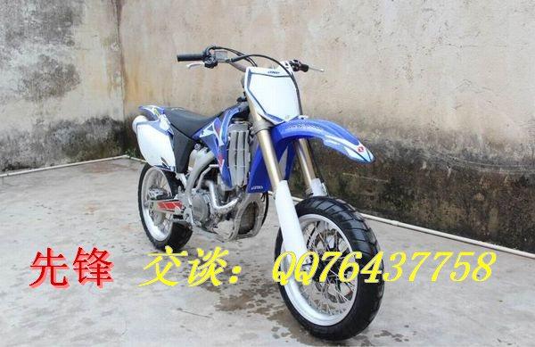 特价卖雅马哈越野车YZ450F
