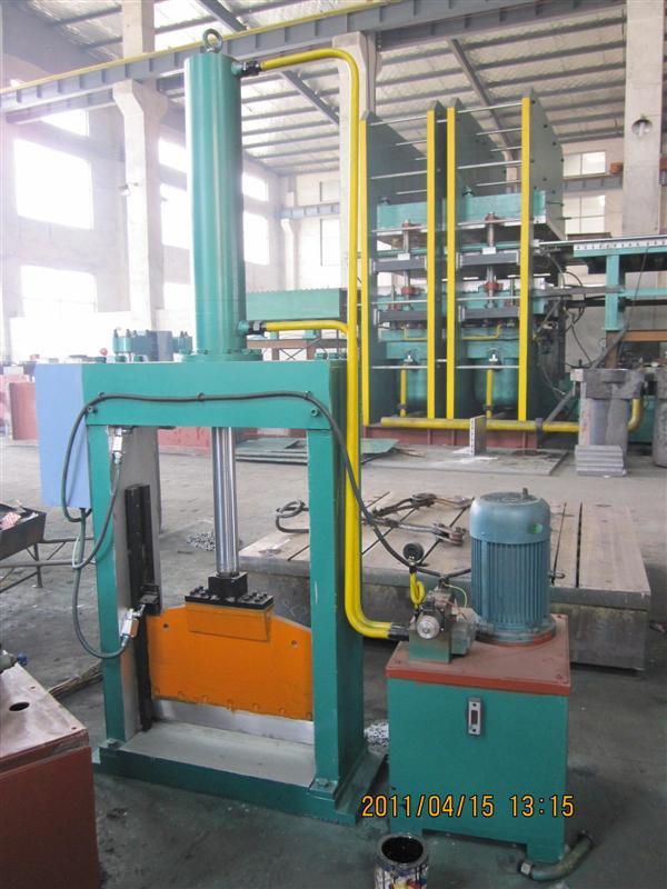 切胶机-供应青岛立式橡胶切胶机-中华机械网