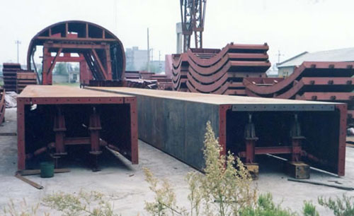其他工程与建筑机械-供应公路桥梁钢模板的加工及