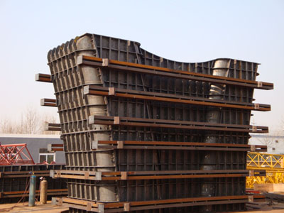 其他工程与建筑机械-供应钢模板