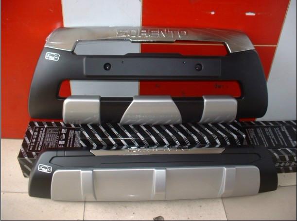 其他汽车装潢外饰用品-供应索兰托脚踏板保险杠-中华