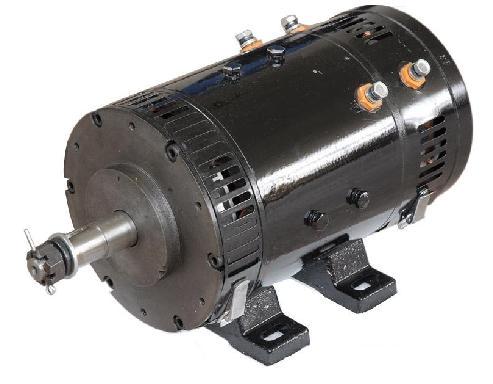 电动车用直流牵引电机