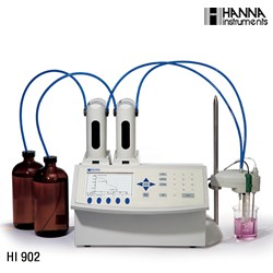 哈纳HANNA HI902自动滴定分析测定仪