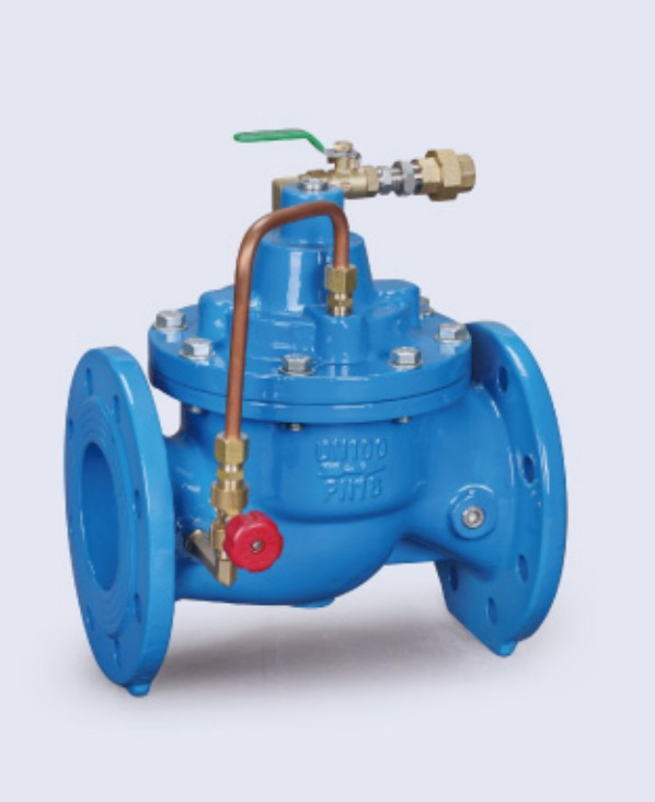 流量控制阀-供应水力控制阀图片