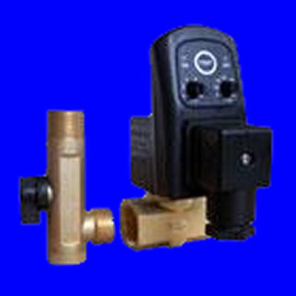 干燥机电子排水器 空压机电子排水阀图片
