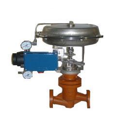 ZXPF型气动薄膜衬氟单座调节阀