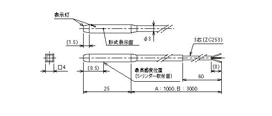 压力开关-供应taiyo感应开关,磁性开关,zc253a,zc253b