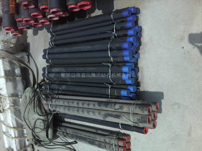 潜孔钻杆,351钻杆,50钻杆.60钻杆.76钻杆宣化生产厂家