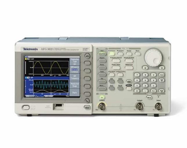 泰克afg3011信号发生器信号源|afg3011任意波形/函数发生器