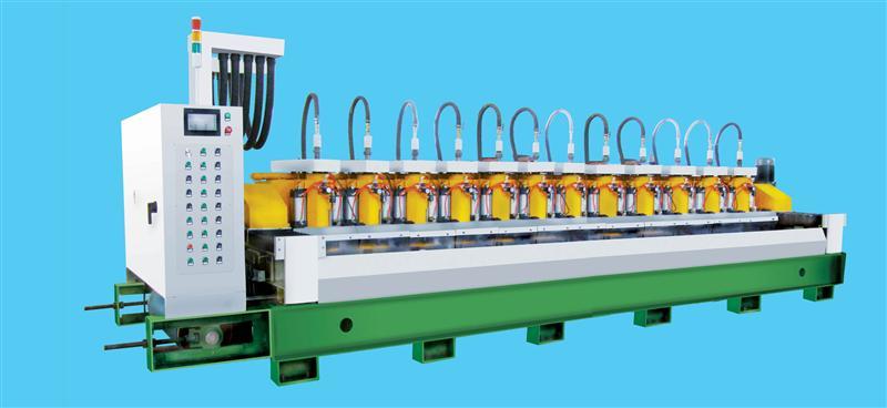 石英石机械设备--自动连续磨光机