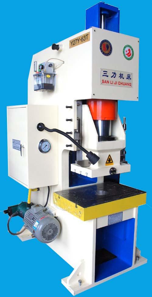 Y27Y液压多功能快速压力机(带自动润滑系统)