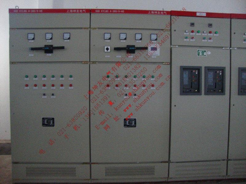 KYLB系列低压动态无功补偿装置是一种采用晶闸管开关投切滤波器,实现动态无功补偿、稳定电压、滤除谐波的新型装置,其主要作用是提高低压配电网的功率因数与供电设备的承载能力,滤除系统的谐波,降低线路损耗,提高变压器的传输线路的利用率,提高负载端的供电质量,它在节能降耗,加强电力系统网络绿色和稳定运行,提高用户经济效益等方面都具有重要的现实意义。KYLB系列低压滤波型动态无功补偿装置能够自动检测系统无功量,利用晶闸管开关平滑投切滤波补偿回路,动态响应时间快,补偿效果好,适用于负载变化大,冲击性强的用电场合。广泛