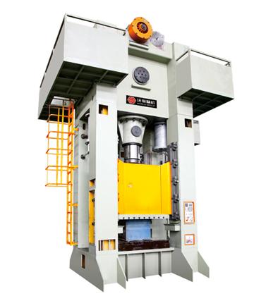 js31闭式单点固定台压力机