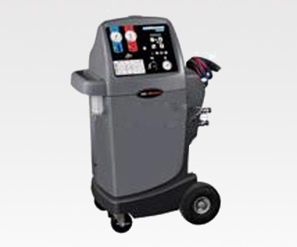 汽车空调冷媒加注回收装置