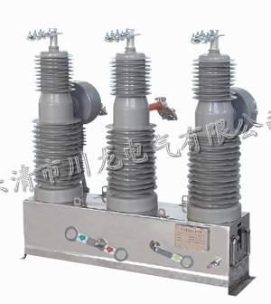 20KV户外柱上高压真空断路器ZW32-24/630-25
