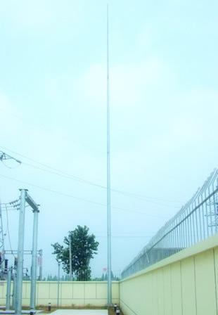 gh系列环形钢管避雷针塔