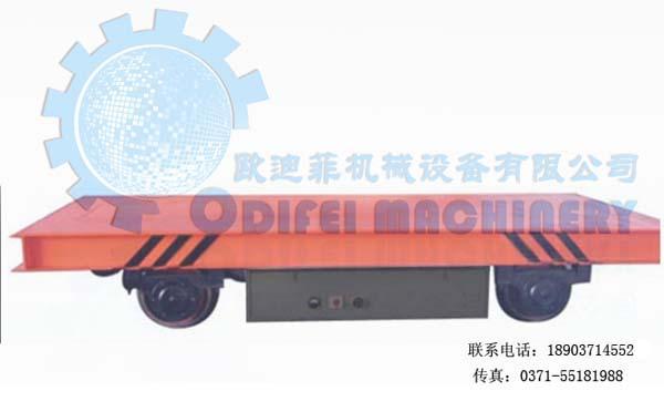 kpx蓄电池电动轨道平板车