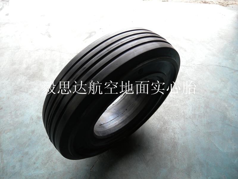 航空设备专用实心轮胎400-8