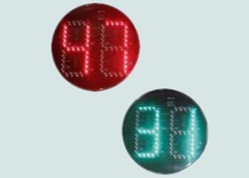 300型双色倒计时器,倒计时牌,倒计时交通灯,交通倒计时器