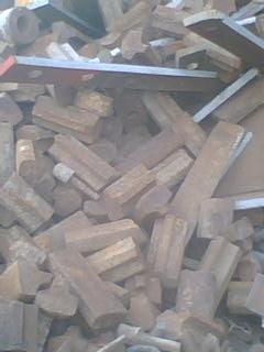 铸造原材料 铸造原材料展示区