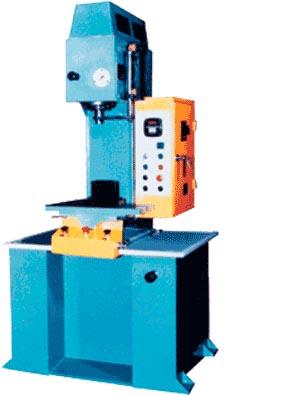 液压机械及部件-供应单柱液压机(电动)-中华机械网图片