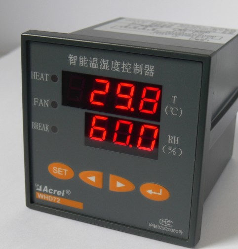 安科瑞WHD智能型温湿度控制器