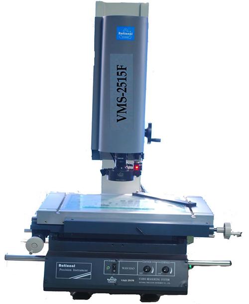 性价比高增强型影像测量仪VMS-2515F