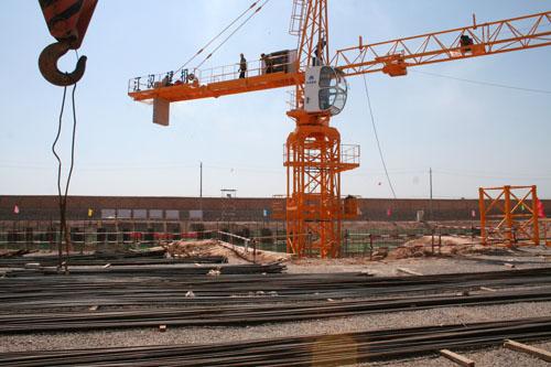 qtz63天津塔吊长期租赁业务
