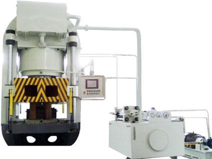 液压机械及部件-供应板材成型液压机-中华机械网图片