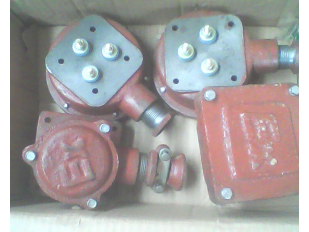 矿用防爆电机接线盒