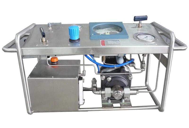 液压机械及部件-供应maximator便携式水压设备带机械图片