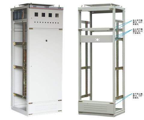 乐清市GGD型交流低压配电柜柜体厂家价格