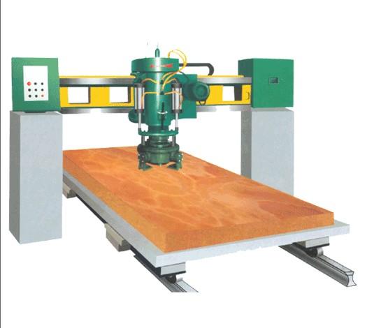 石材加工机械--单头全自动石材磨光机,优质单头全自动石材磨光机