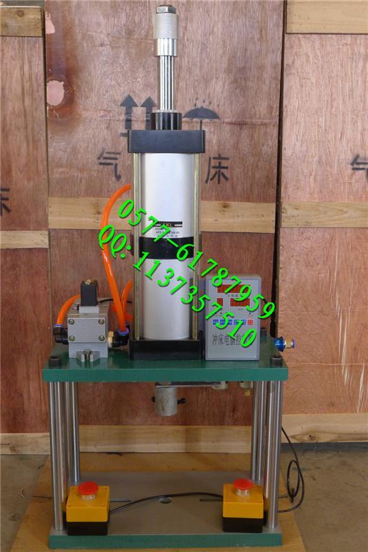 小型四柱冲床压力机,1吨冲床,立式直压压力铆接机