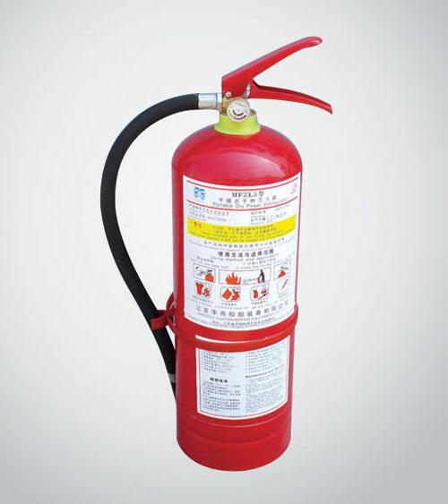 安全防护设备及产品 供应干粉灭火器