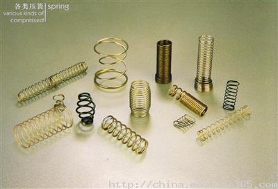 压簧参数/压簧图片/压簧生产厂家