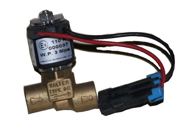 低压电磁截止阀VG1540110431