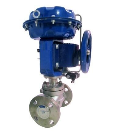 调节阀-供应zxm(zjhm)精小型气动薄膜套筒调节阀图片