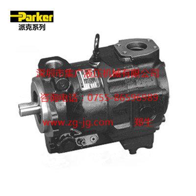 油泵-供应派克液压泵批发图片