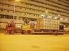 深圳环运专业框架柜平板柜开顶柜加固捆扎拖车运输一条龙服务!