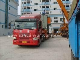 深圳吊装公司深圳搬运公司深圳装卸公司专业机器设备装卸吊装搬运