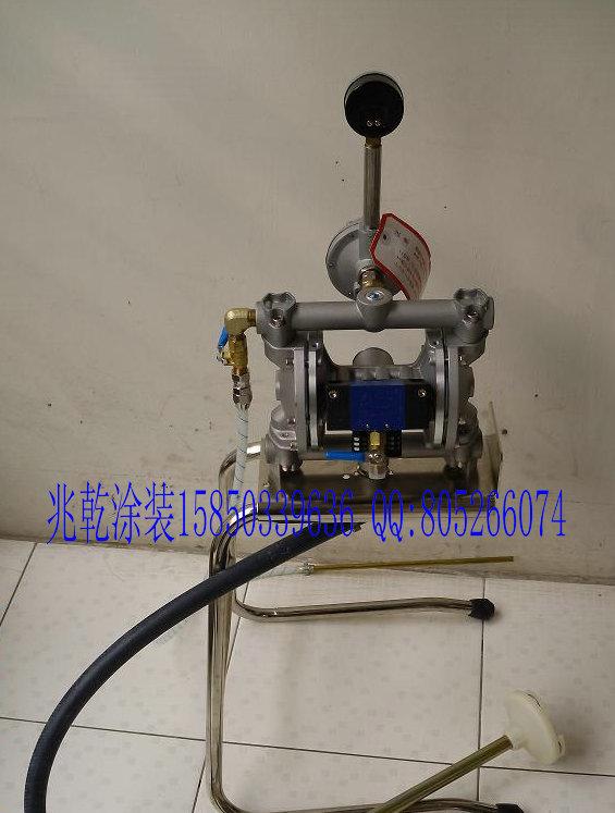 岩田涂料隔膜泵DPS-90E 日本岩田IWATA泵浦DPS-90E 岩田DPS-90E批