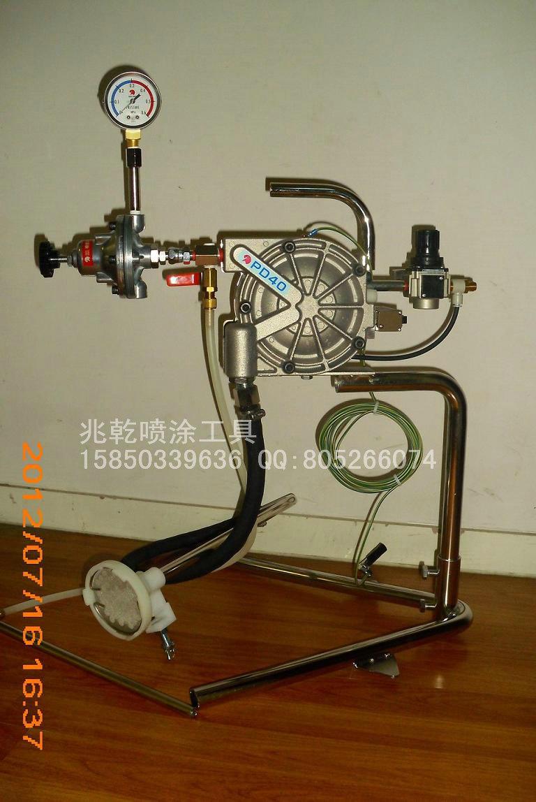 日本ASAHI SUNAC PD-40泵浦、日本旭灿纳克隔膜泵PD-40、日本旭大
