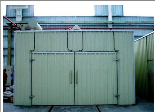 节能环保型喷砂房 小型喷砂房 厂家定做喷砂房