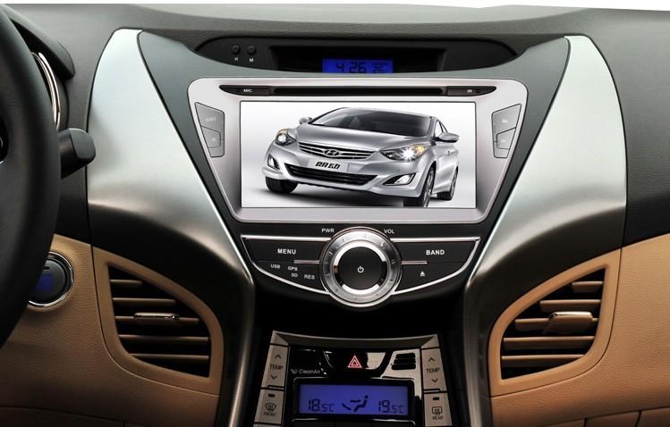 现代朗动原车dvd导航仪 现代朗动专用gps导航仪